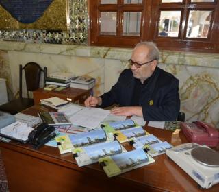 خدمات اداره نذورات و هداياي مردمي در سال نو و ايام نوروز