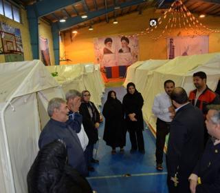 5000 غذای تبرکی آستان مقدس حضرت عبدالعظیم علیه السلام در تعطیلات نوروزی توزیع شد