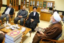 دعوت برای حضور در سیزدهمین مهرجان ربیع الشهاده